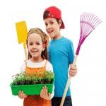 محصولات باغبانی کودک و نوجوان