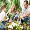 باغبانی کودک و خانواده