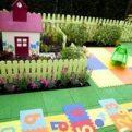 طراحی و اجرای باغ کودک